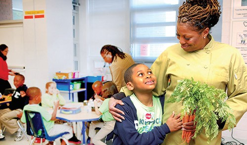 Fast Growth, Slow Food: Revolution Foods Is Reinventing School Lunch