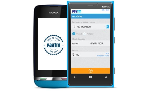 The Paytm experience, now on your Nokia phones - Paytm Blog