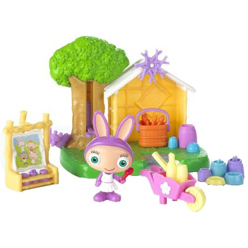 Fisher Price Waybuloo Nara Lau Lau Playset By Kids Tv Toys Medium
