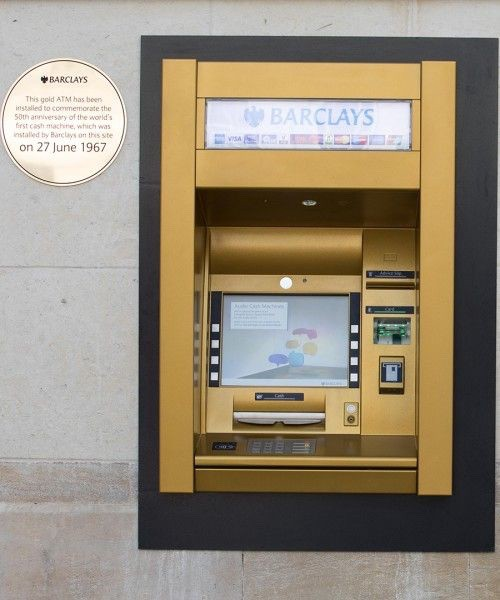 Did you know how 'The' ATM, Ramanujan, Barclays, John