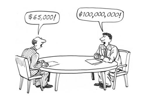 How to negotiate your salary in the corporate world?