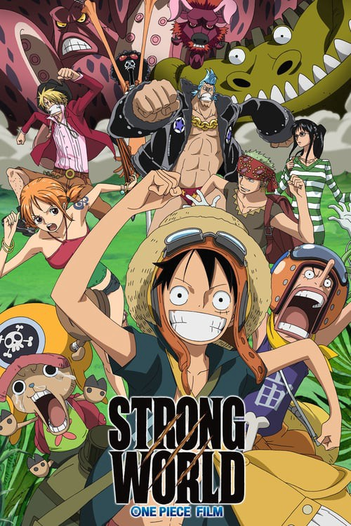 watch one piece strong world online free