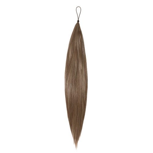 Short Hair Or No Short Hair Here S How Pony Clip In Hair Extensions Work By Jemma Pearson Medium