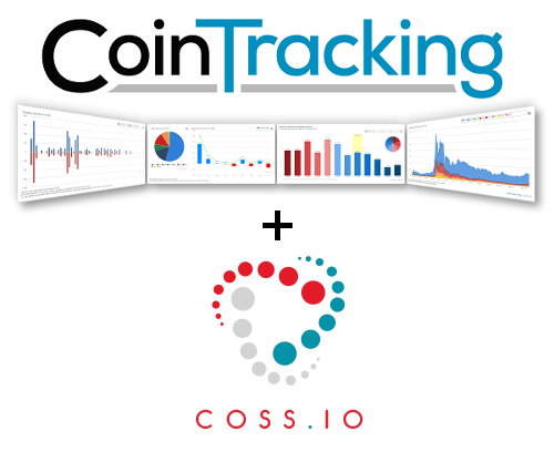 How to Track COSS io Fee Split Allocations with CoinTracking