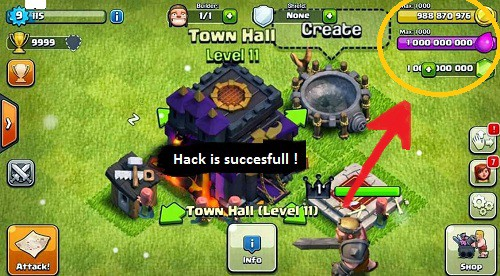 Clash of clans hack 2019 - Android & Ios, Hurry up, it still
