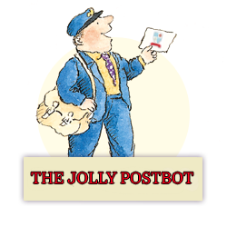 The Jolly Postbot