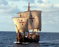 Replica of caravel Nina built by Spain in 1990 — Source: Google Images