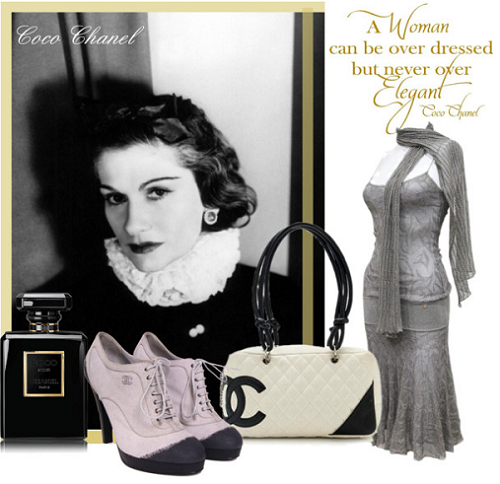 1920 Fashion Icon Coco Chanel Coco Chanel Was And Still Remains One By Hitanshi Pandya Medium