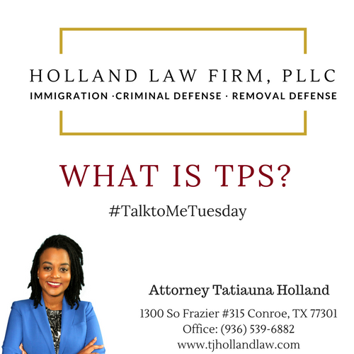 What Is Tps >> Talktometuesday What Is Tps Tatiauna Holland Medium