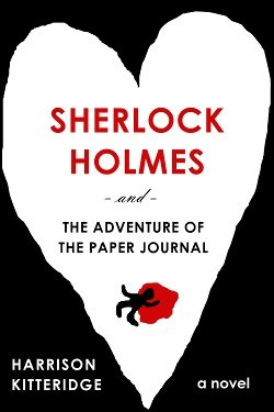 Cover of Sherlock Holmes and the Adventure of the Paper Journal