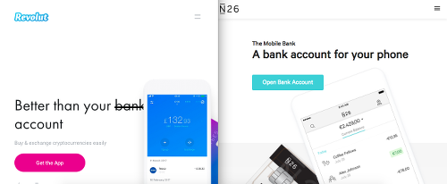 Revolut and N26, please be successful in disrupting banking