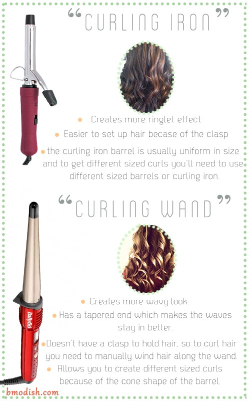 Curling Iron Vs Curling Wand Which Is Better By Emma Stevens Medium
