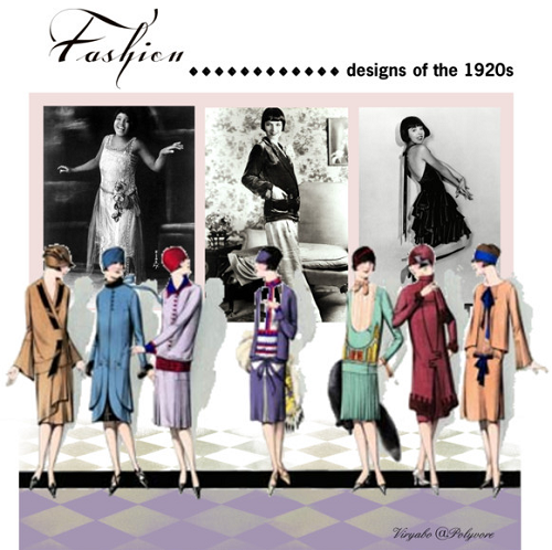 Designers Of 1920s It Was The Decade Of The Roaring 20s By Ria Bohra Medium