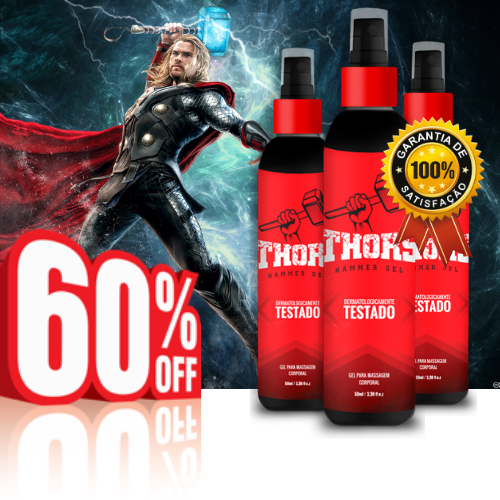 hammer of thors gel video