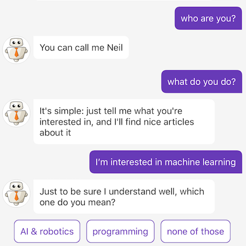 Our experience building chatbots with Rasa — Tuning the NLU