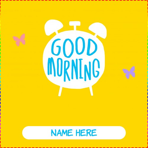 Good Morning Wishes With Name Create Online Rise And Shine Good Day By Wishme29 Medium