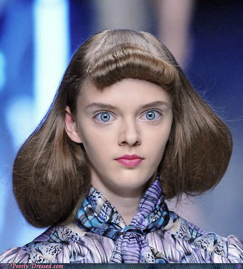 Bad Hair Bangs: Why You Shouldn't Cut Your Bangs On A Bad-Hair Day