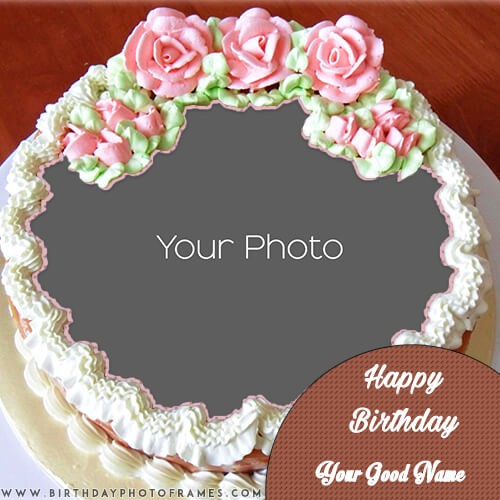 Pleasant Write Name On Birthday Cake With Photo Birthdayphotoframes Medium Funny Birthday Cards Online Eattedamsfinfo