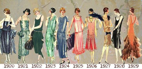 Roaring 20s Style— From 1920s to 2020s | by Mona Butler | Medium