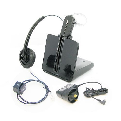 Which Is The Best Wireless Headset Of The Plantronics Brand By The Telecom Shop Medium