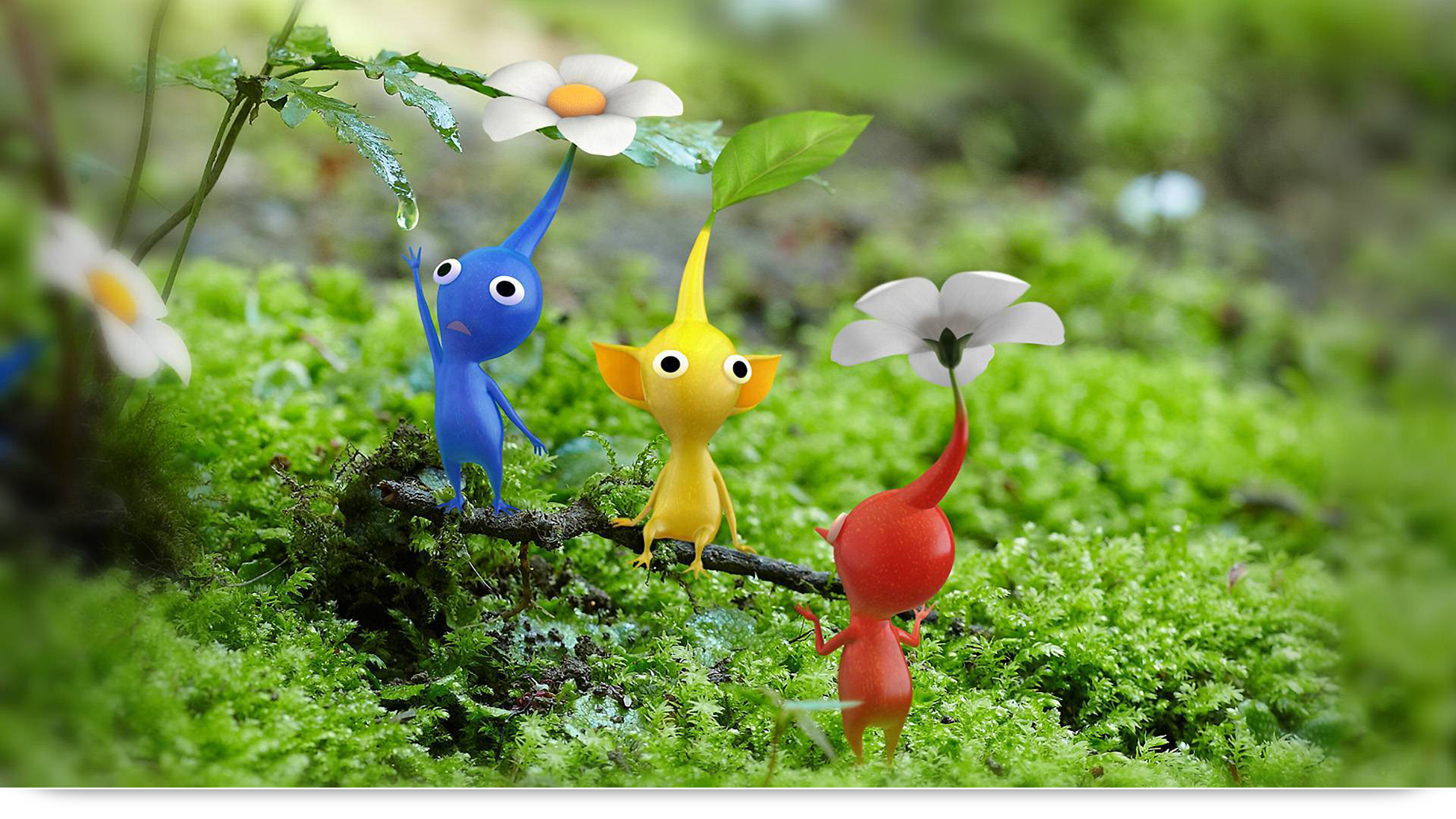 Pikmin 1 2 Retrospective A Choice Between Drive And Freedom