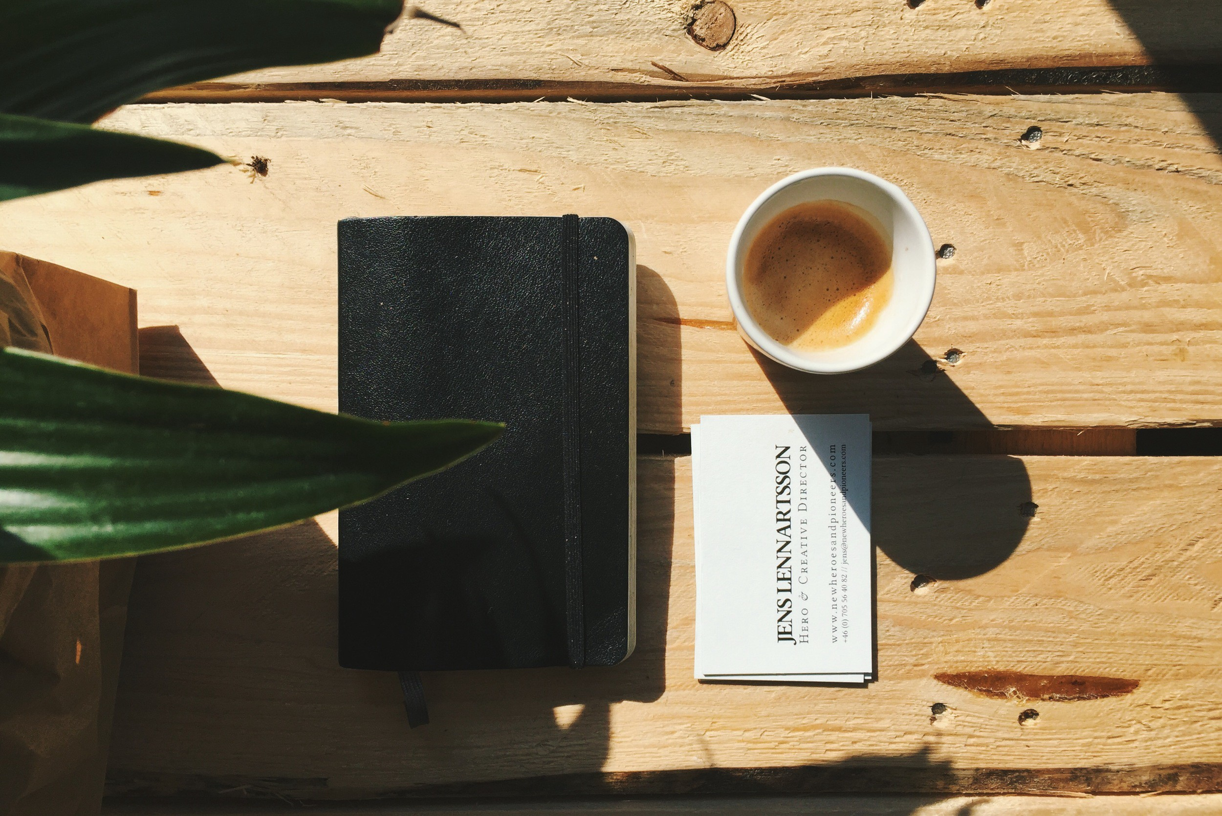 Why every travel photographer should carry a notebook