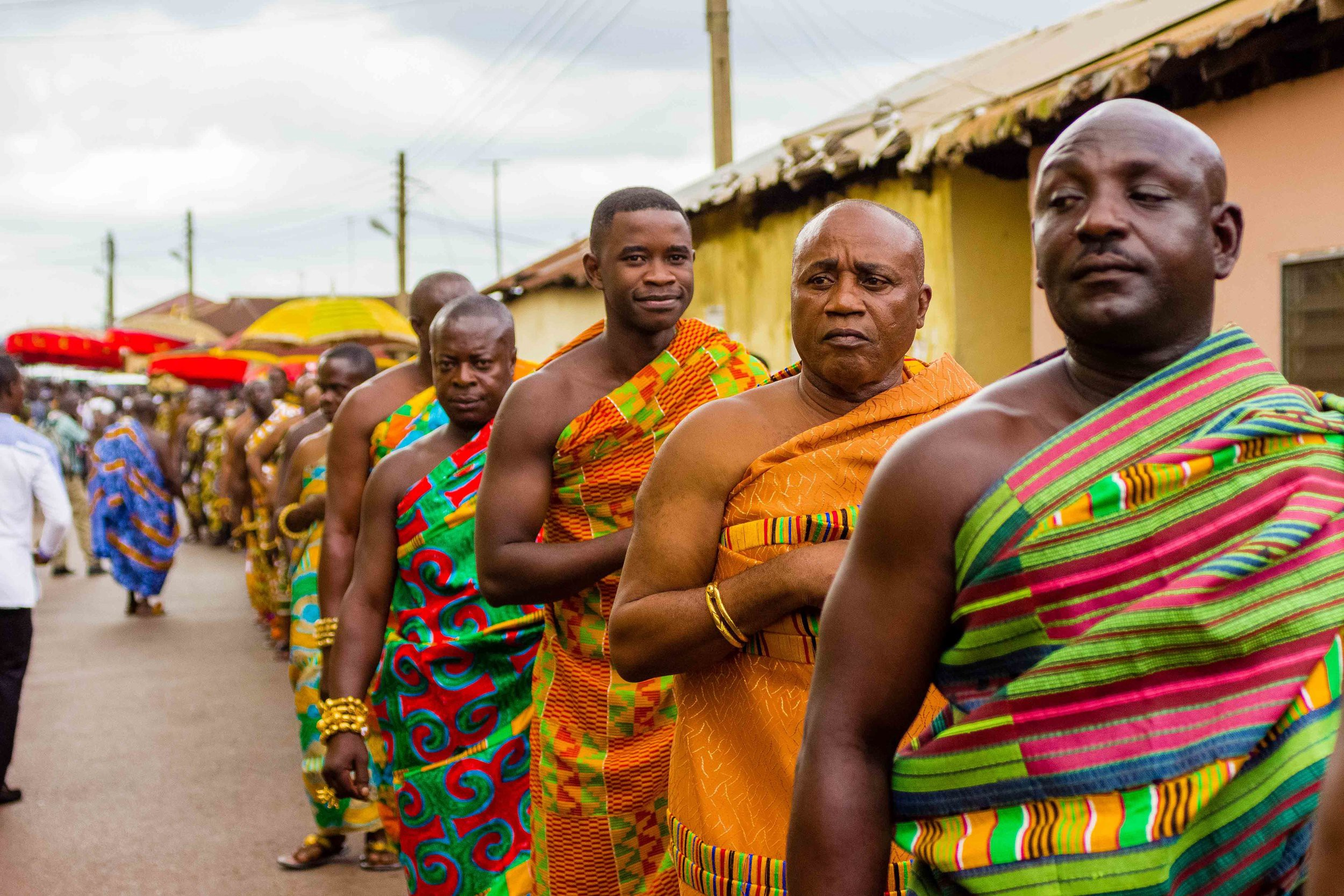 Ghana's Traditional Festivals: A View into Our Unique