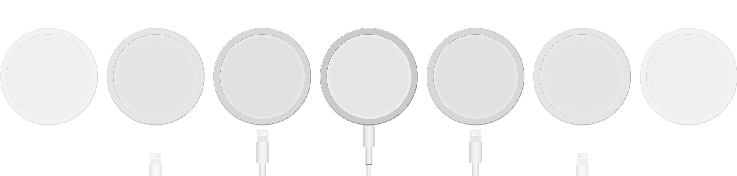 MagSafe Chargers.