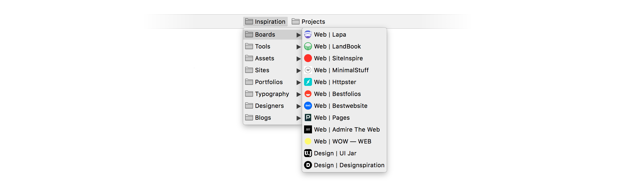 Organizing Inspiration and Resources - Prototypr