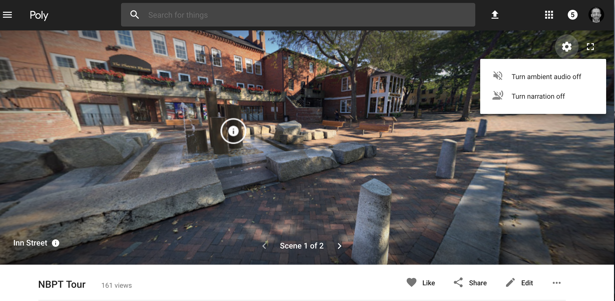 Create a Virtual Reality Tour With Audio in 3 Steps