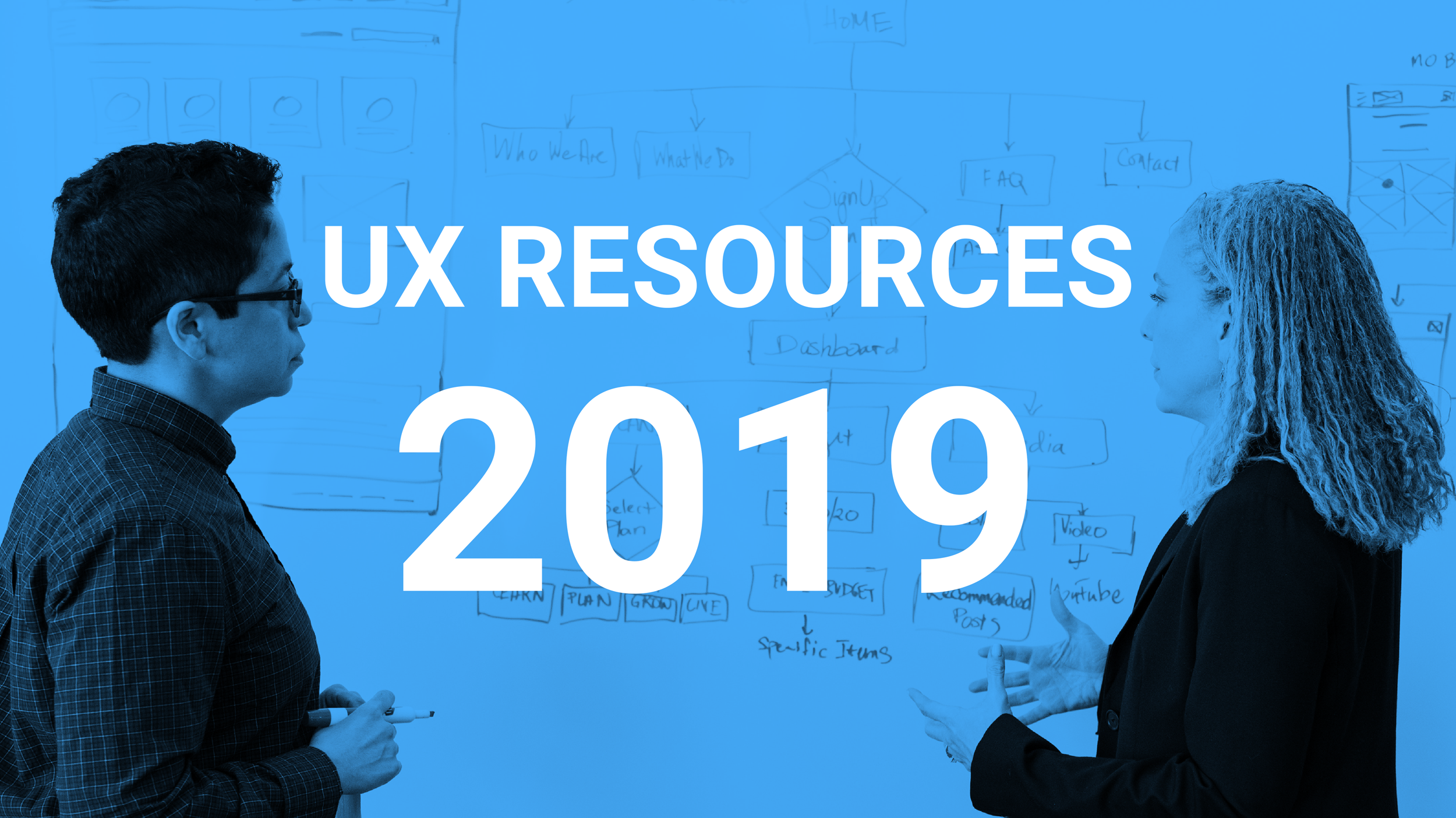 Top 8 UX and Product Design Resources You Need to Follow in 2019
