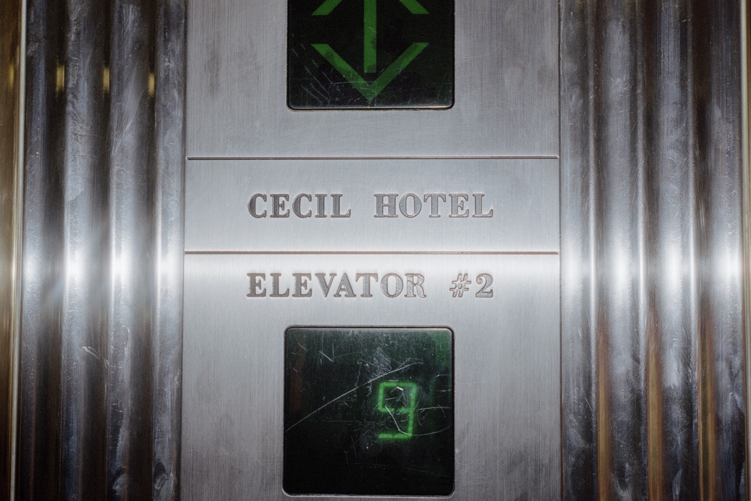American Horror Story: The Cecil Hotel - Matter - Medium