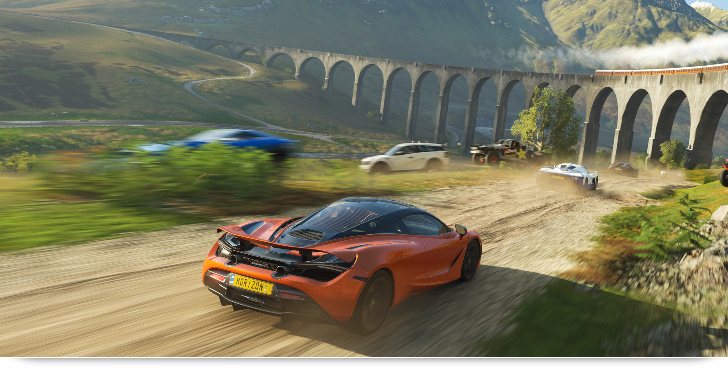 Forza Horizon is Food for the Car Enthusiast Soul - Super