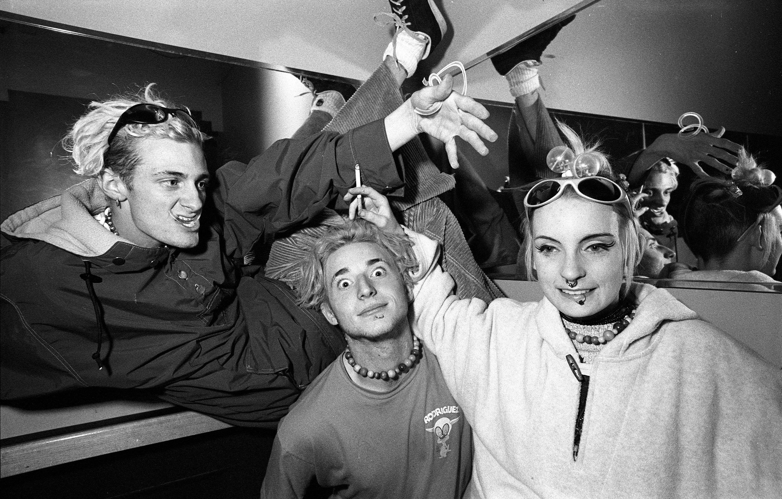 Photos: Rave culture's golden era was all about 'Peace, Love