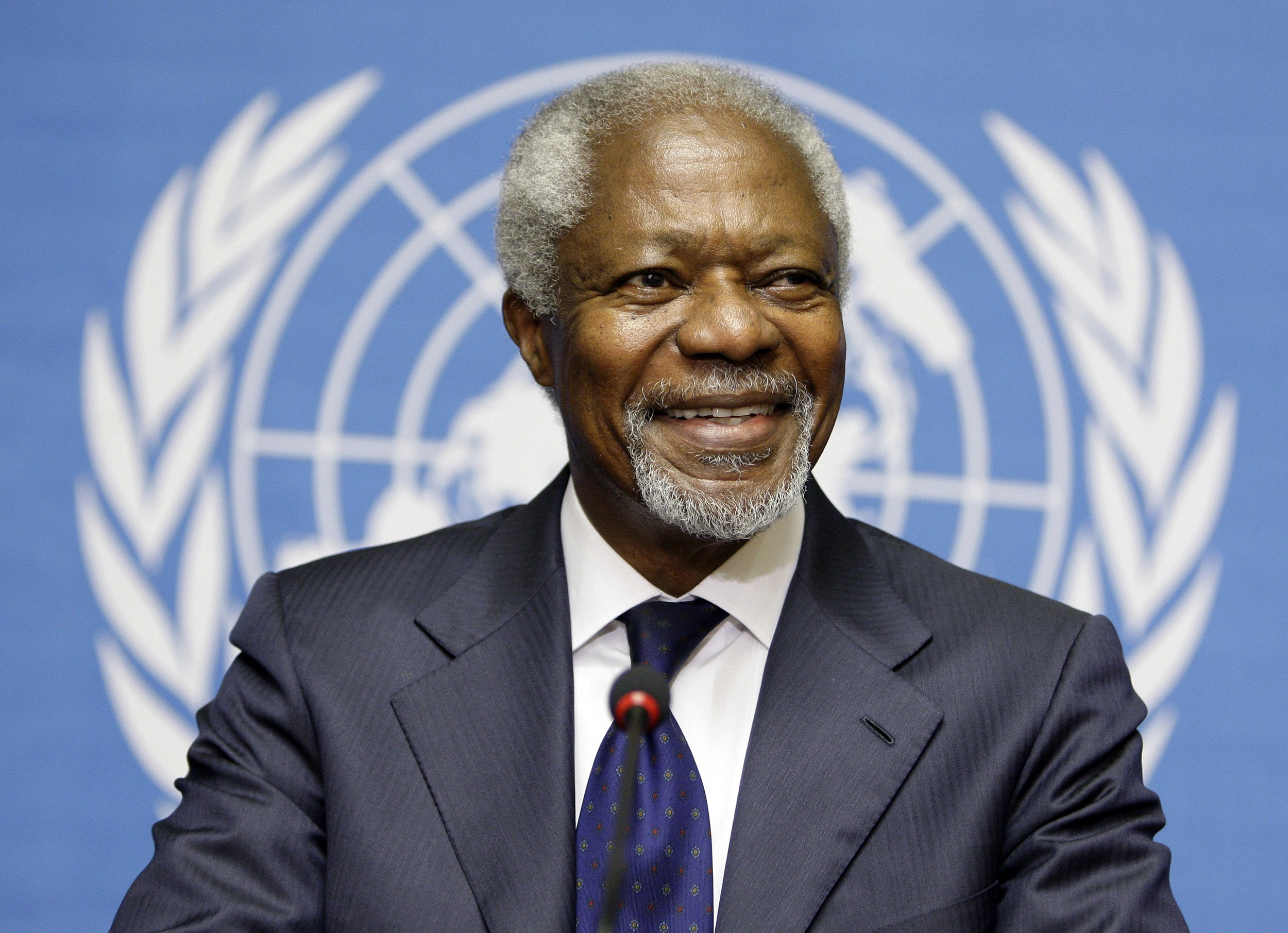 The Legacy of Kofi Annan. Kofi Annan, the Secretary-General of… | by Kyle  W. Orton | Medium