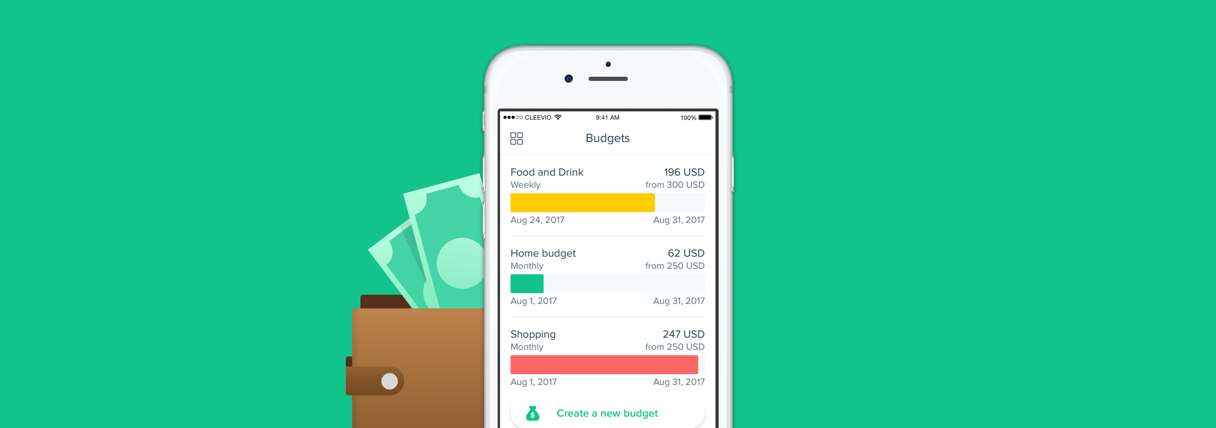 Expenses Tracker App