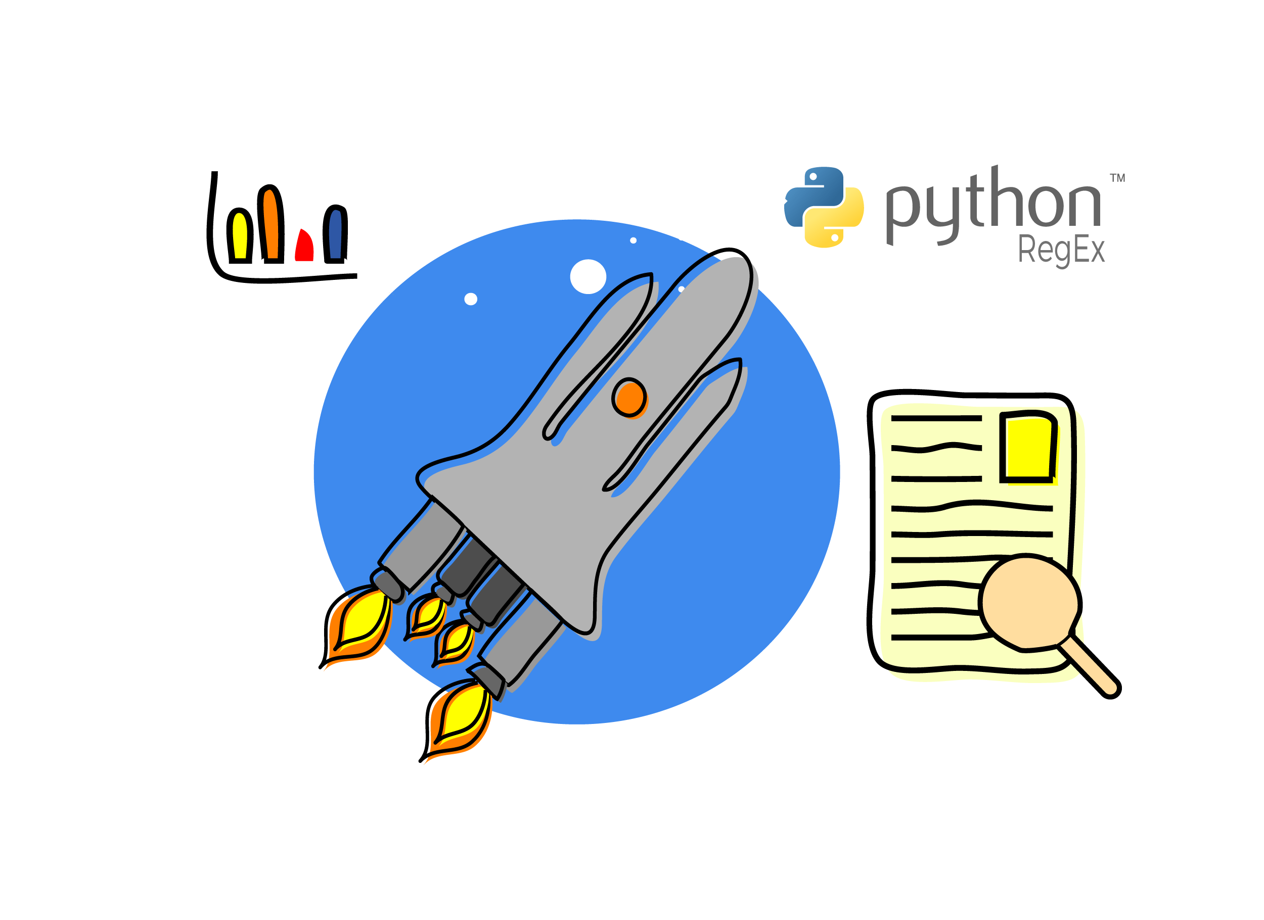 How to learn 'Python + REGEX' ? - Learn Scientific Programming