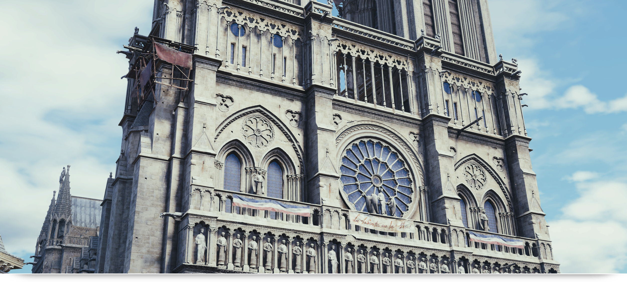 Are Video Games The Key To Rebuilding Notre Dame By Bennat