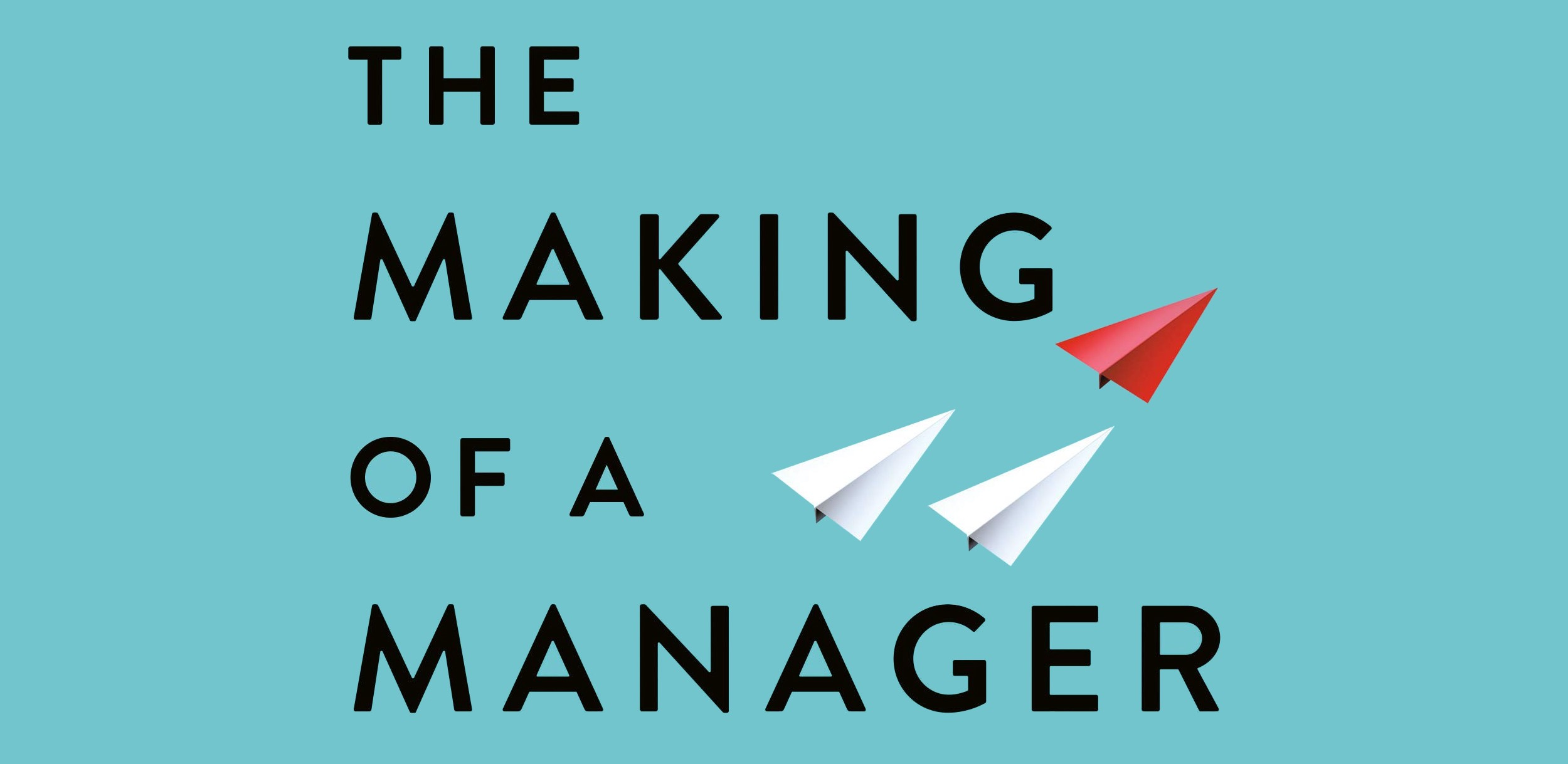 "Find Manager my take on julie zhuo's book: ""the making of a manager"""