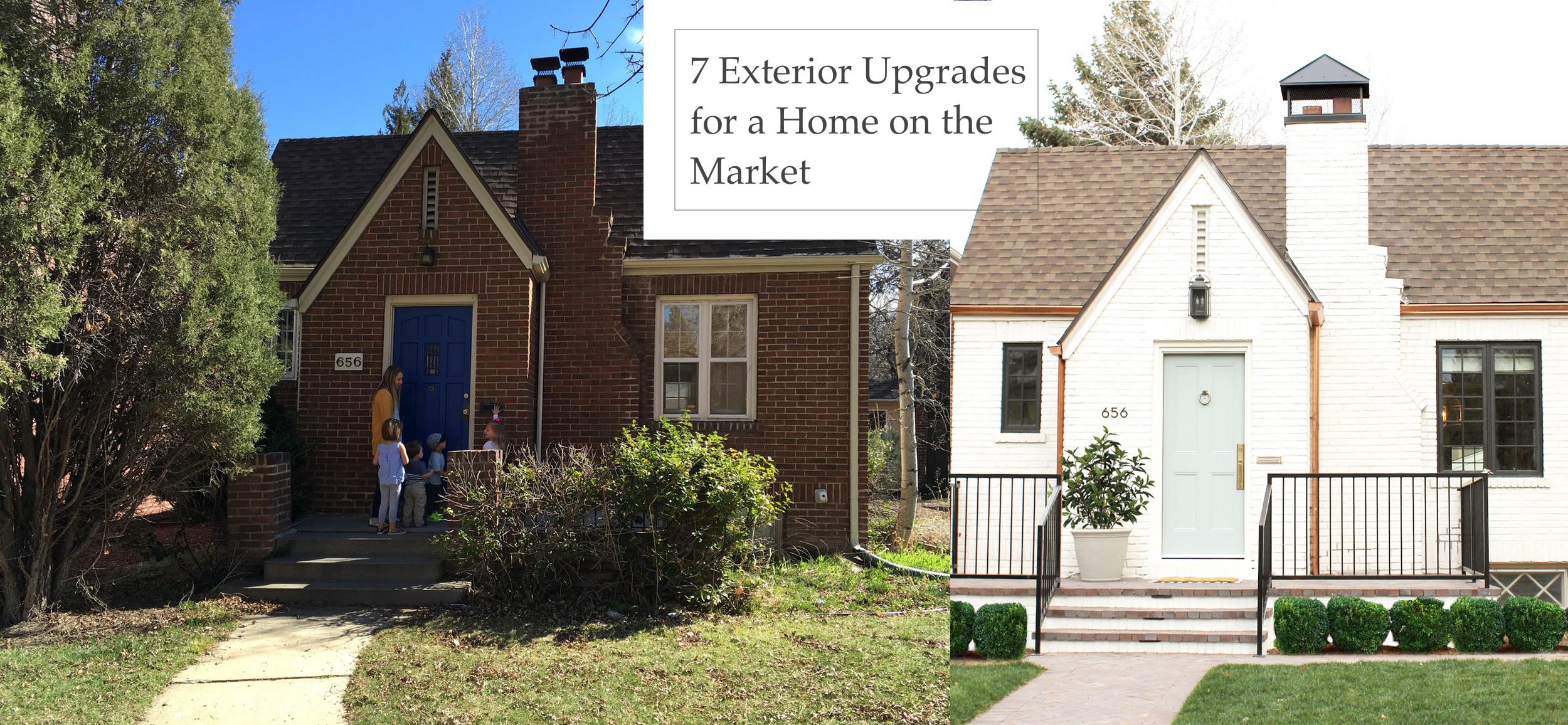 7 Exterior Upgrades For A Home On The Market Q As