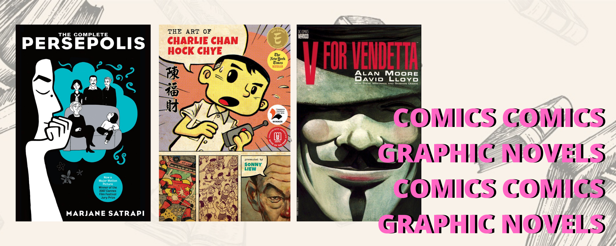 A Brief History Of Comics And Graphic Novels By Public Libraries Singapore Publiclibrarysg Medium