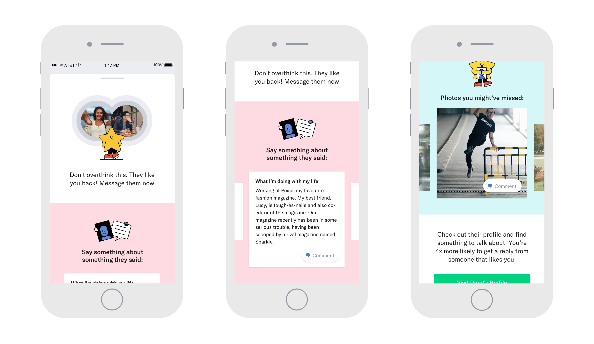New Okcupid Connection Cards Help You Send Better Messages By Okcupid The Okcupid Blog