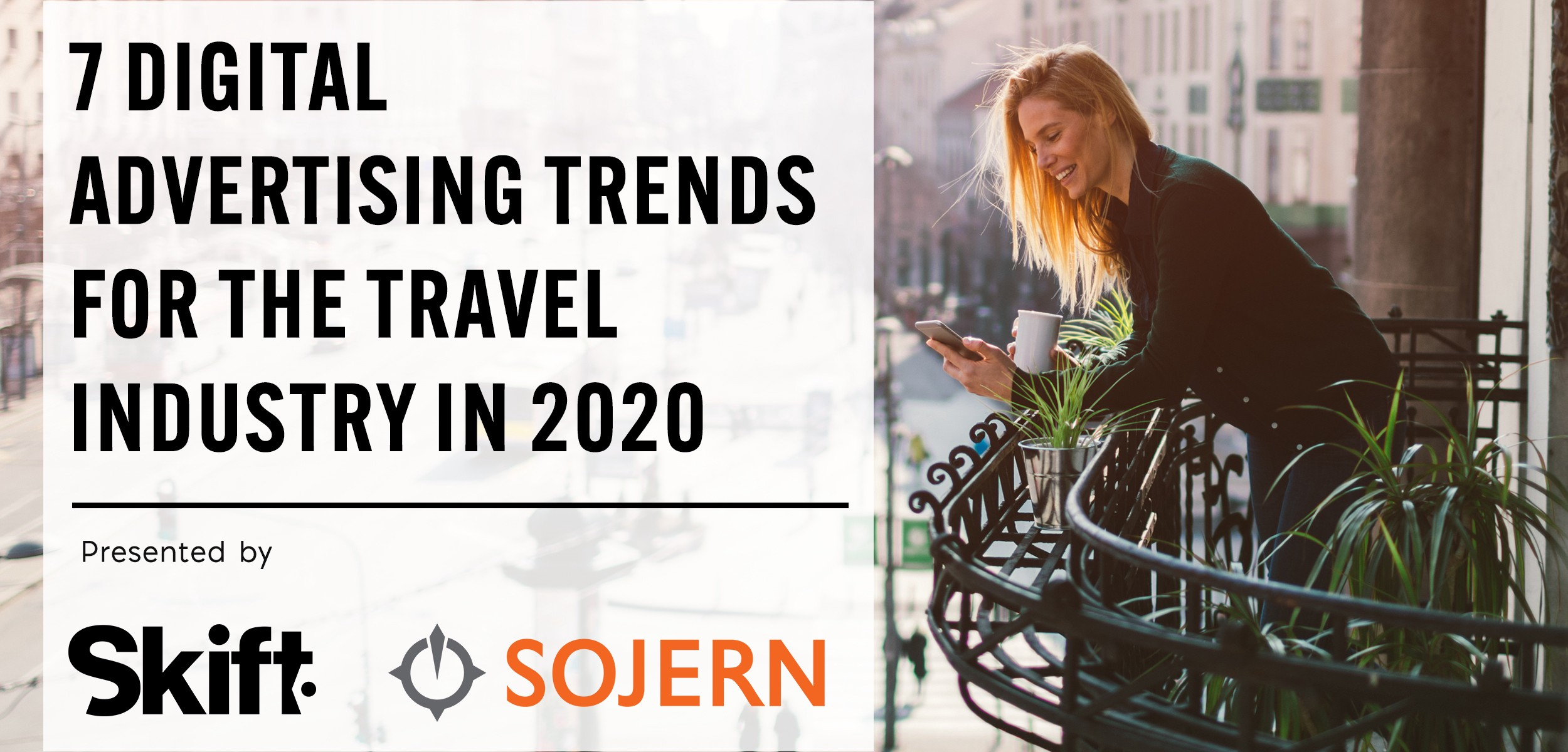 2020 Travel Trends.New Report 7 Digital Advertising Trends For The Travel