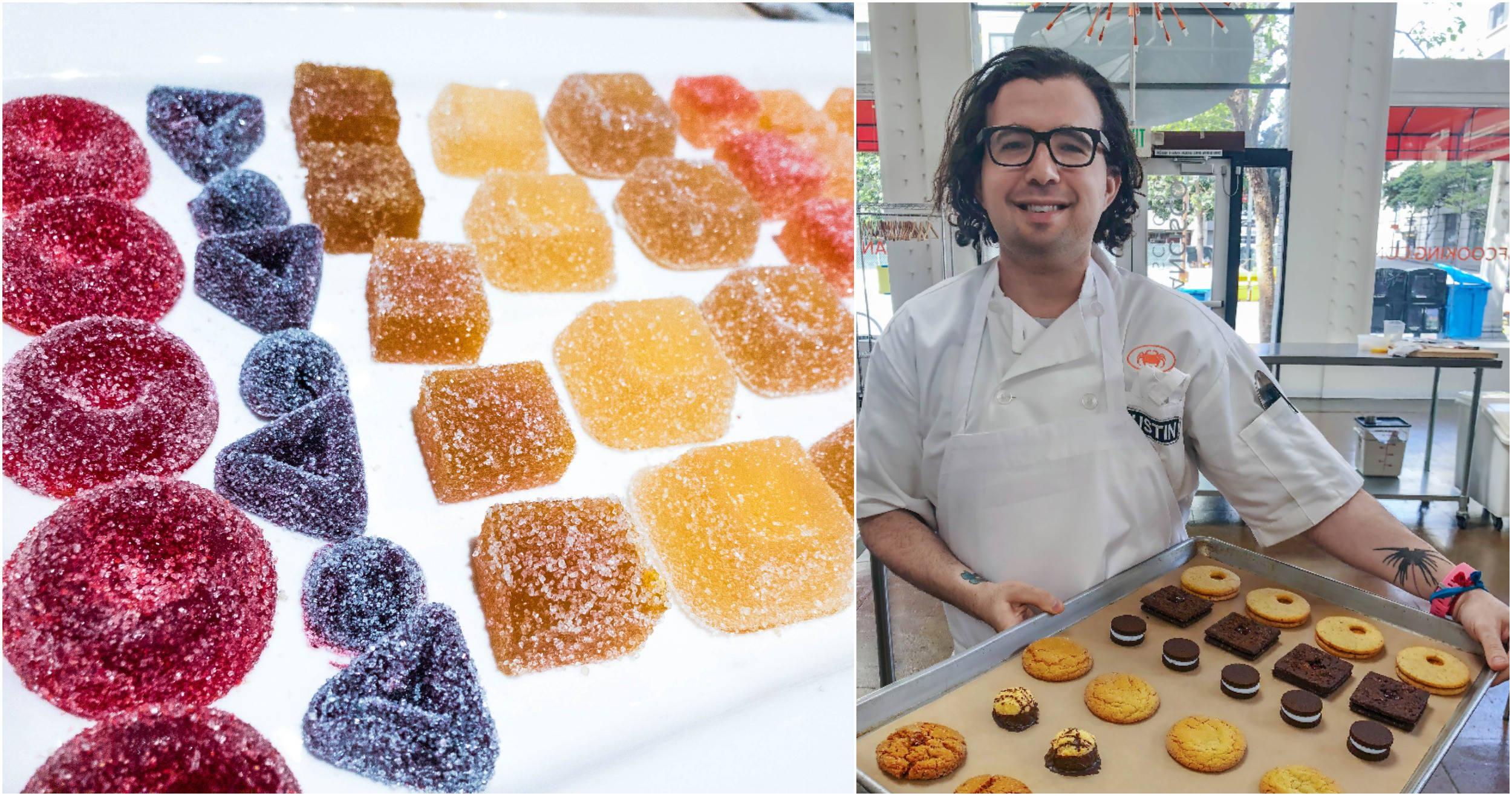 Pastry Chef School: Gummy Bears, Marshmallows, Nougat, Pate