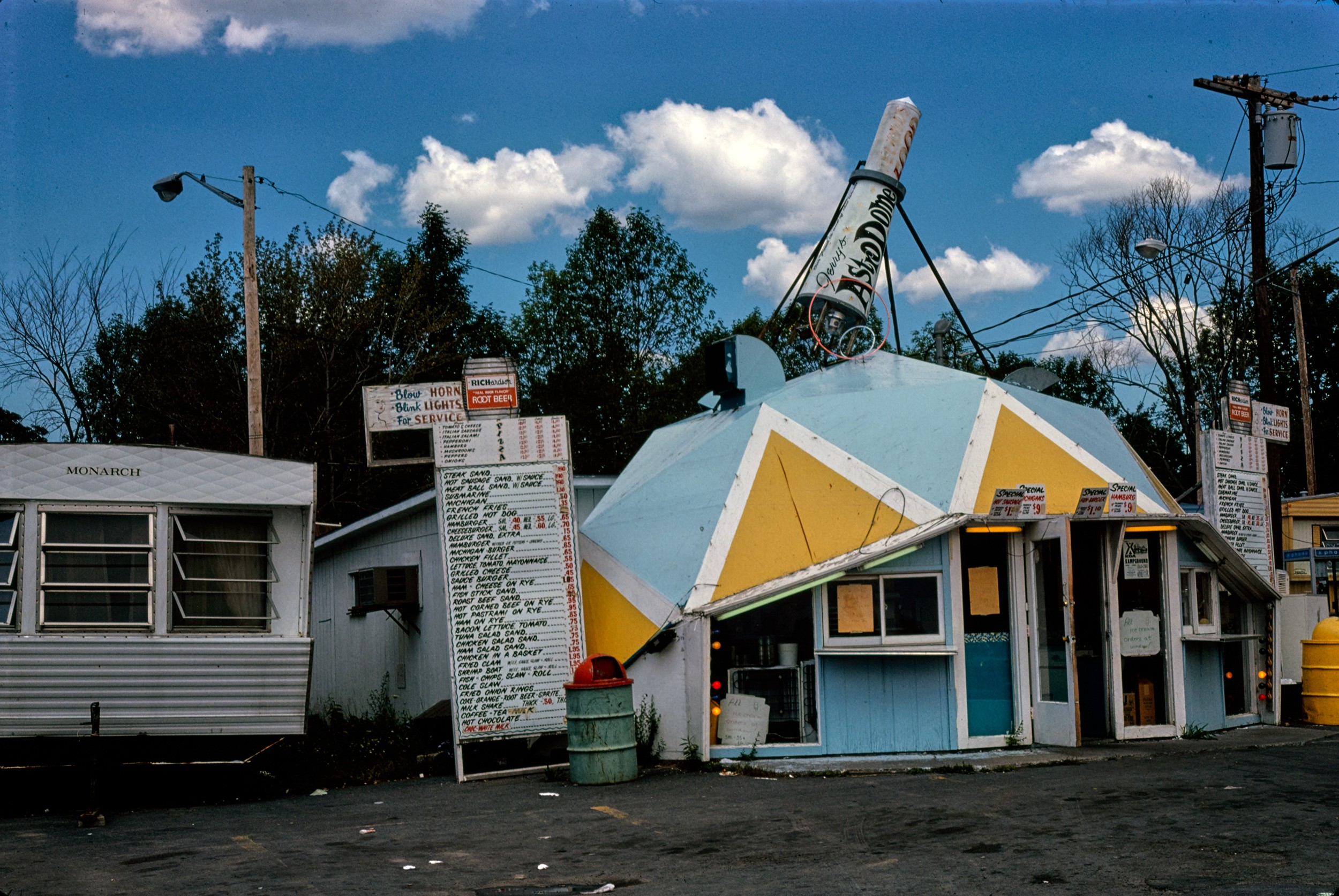 These Hopeful Roadside Snapshots Show A Sci Fi Future That Never Came By Brendan Seibel Timeline
