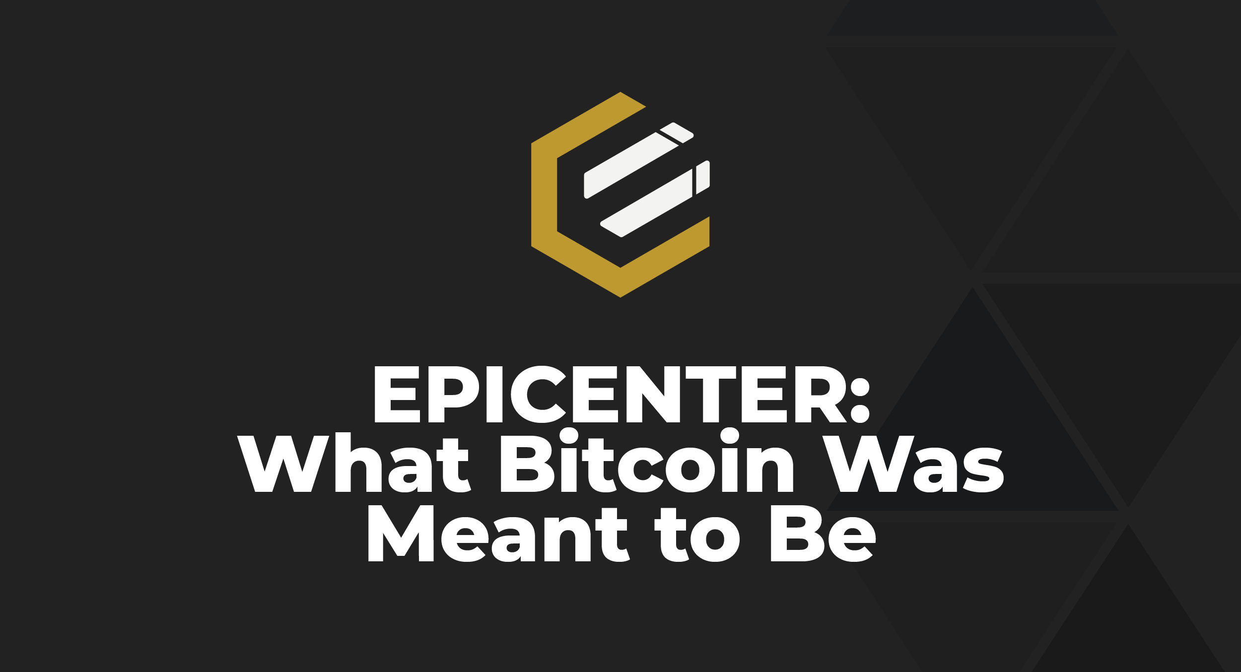 Epicenter bitcoins universal crypto currency wallets