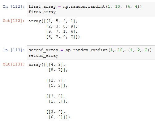 How I am learning machine learning—week 4: python and numpy (part two)