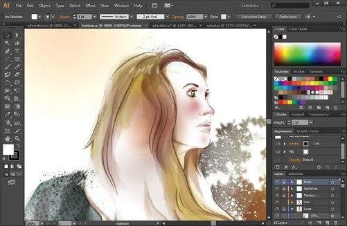 adobe illustrator cs6 free download full version with crack