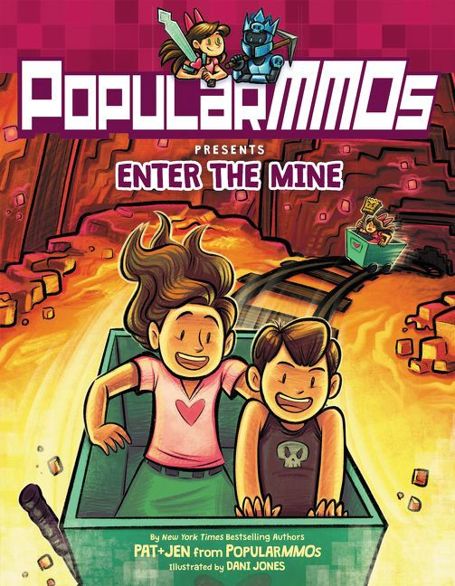 Enter the Mine by Pat + Jen from PopularMMOs