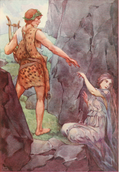 Orpheus and Eurydice one of th...